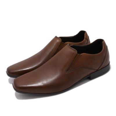 Clarks 皮鞋 Glement Slip 正裝 男鞋
