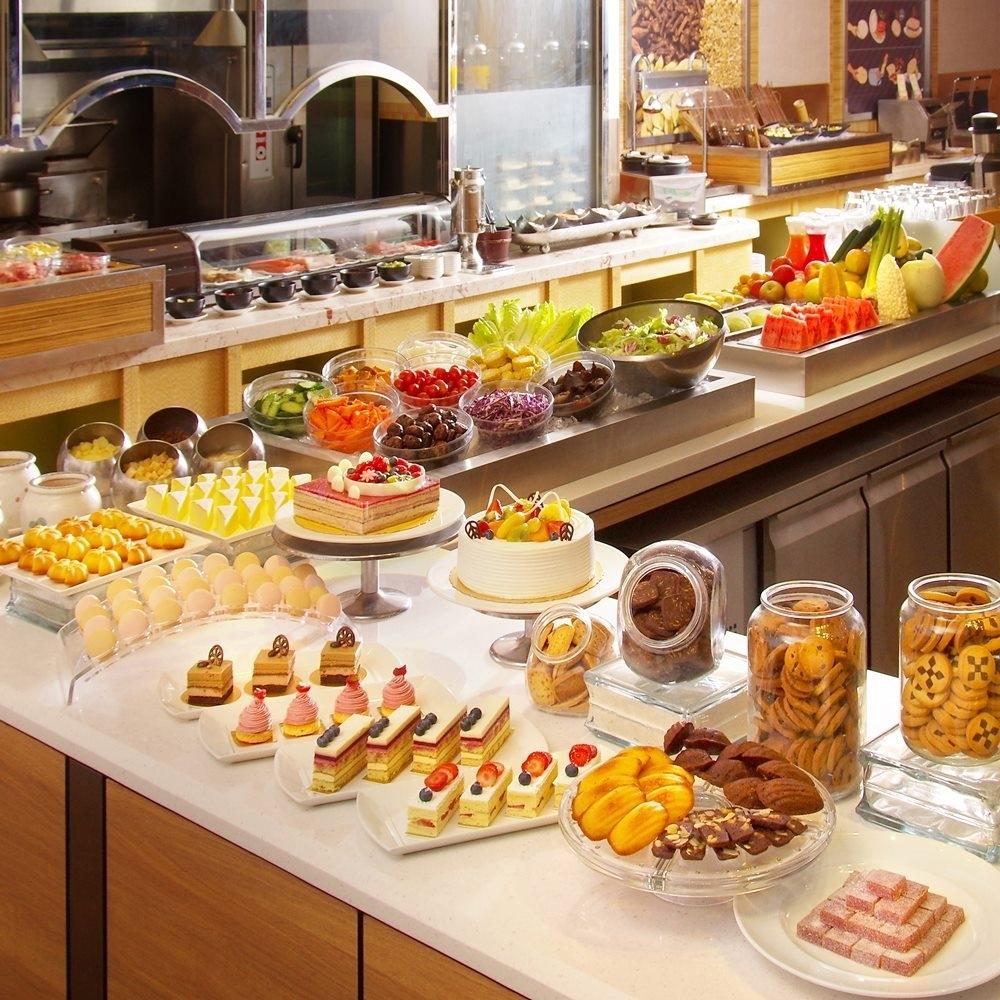 台北花園大酒店-六國餐廳平日自助午/晚餐或假日下午茶吃到飽