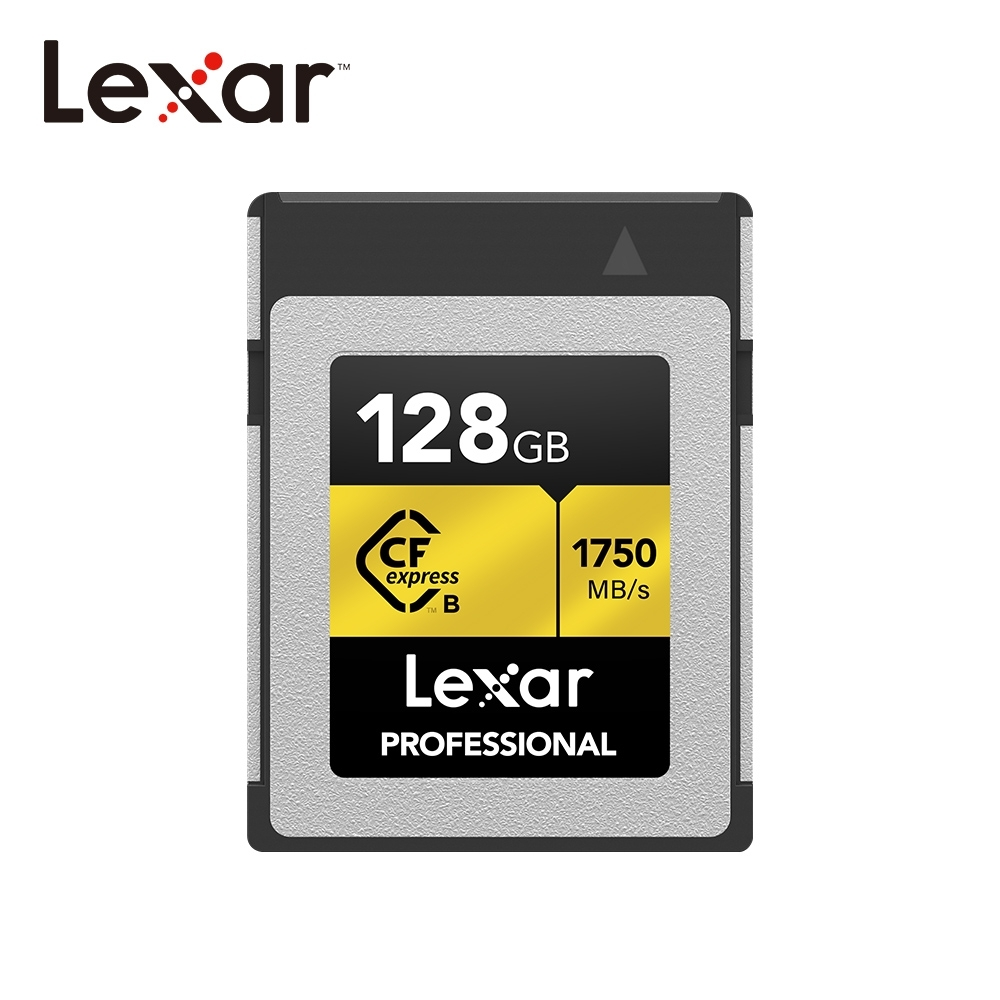 Lexar Professional CFexpress Type B 1750MB/s 記憶卡 128GB