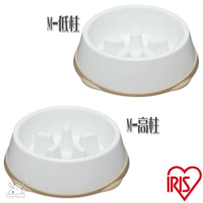 IRIS 日本 USO 寵物慢食碗 M號