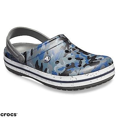 Crocs 卡駱馳 (中性鞋) 卡駱班花紋克駱格 205330-97G
