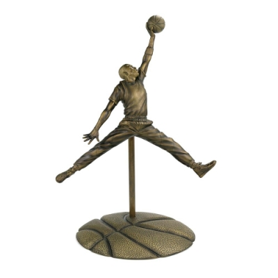 ENTERBAY1/6 NBA公仔 經典飛人雕像公牛隊 Michael Jordan