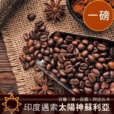 CoFeel 凱飛鮮烘豆印度邁索太陽神蘇利亞日曬單一莊園咖啡豆一磅