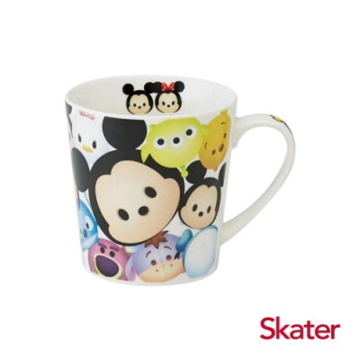Skater 陶瓷馬克杯(400ml)-TSUM TSUM
