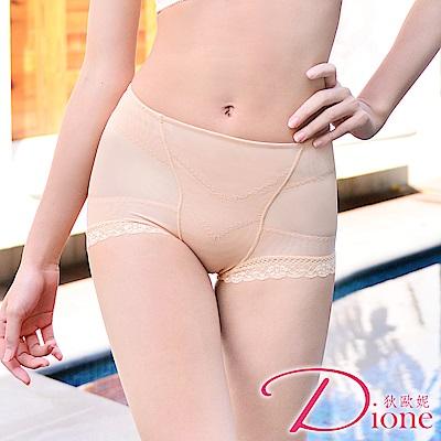 Dione 狄歐妮 加大魔術束褲 蕾絲網紗束腹提臀(M-加大Q 單件)