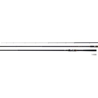 【SHIMANO】Rinkai 鱗海 AX 0.6號530 磯釣竿