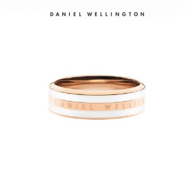 【李聖經配戴款】DW 戒指 Classic Ring 經典奢華戒指 玫瑰金x白