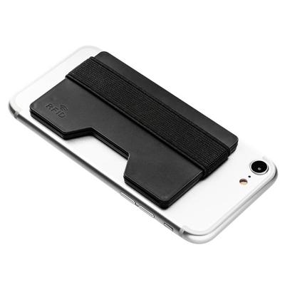 《REFLECTS》手機證件鈔票夾(黑)
