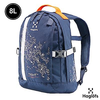 Haglofs 8L Tight Junior 多功能背包 塔恩藍/石灰