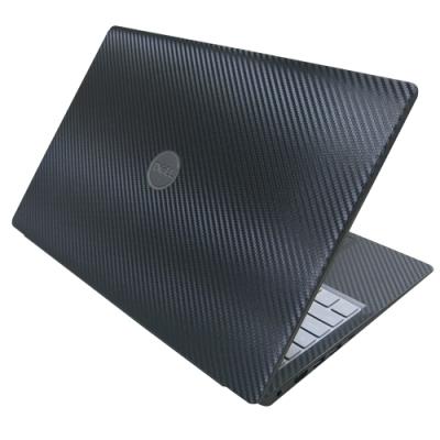 EZstick DELL Inspiron 15 7590 P83F 黑色立體紋機身貼