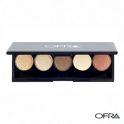 OFRA 經典玩色彩盤-魅惑焦點眼彩盤 #324 5x2g