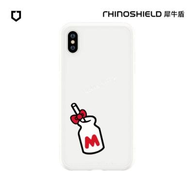 犀牛盾 iPhone SolidSuit防摔背蓋手機殼/Hello Kitty-產地直送