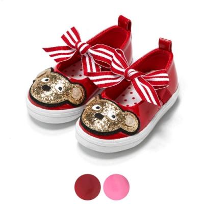 WHY AND 1/2 mini 亮片普普熊娃娃鞋 多色可選