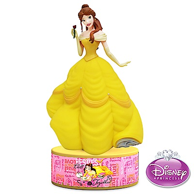 Disney Belle美女與野獸3D公仔沐浴泡泡浴300ml
