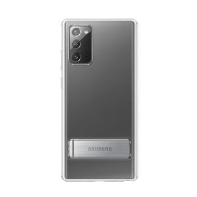 SAMSUNG Galaxy Note20 原廠透明立架式背蓋 (公司貨-盒裝)