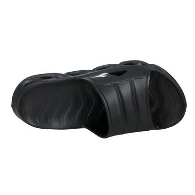 DIADORA 男拖鞋-袋裝-海邊 海灘 戲水 游泳 沙灘 DA71216 黑灰