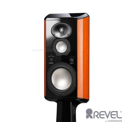 美國 Revel Gem2 三音路 書架式喇叭