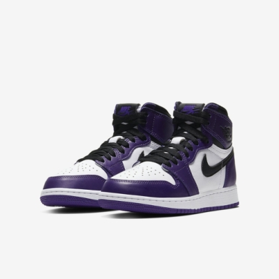 Nike 休閒鞋 Jordan 1代 GS 女鞋