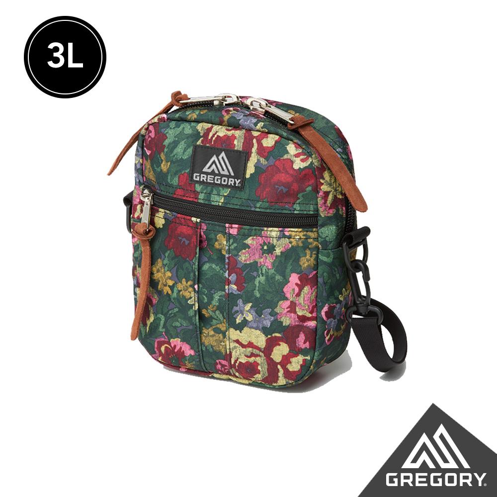 Gregory 3L QUICK POCKET斜背包 花園油彩