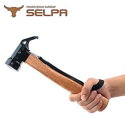 韓國SELPA 六角黃銅鍛造營槌/營槌/錘