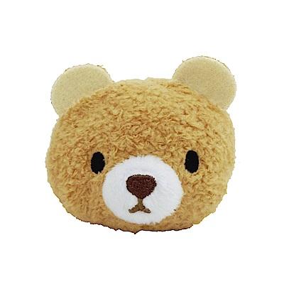 動物樂園公仔螢幕擦護 腕墊。小棕熊 UNIQUE