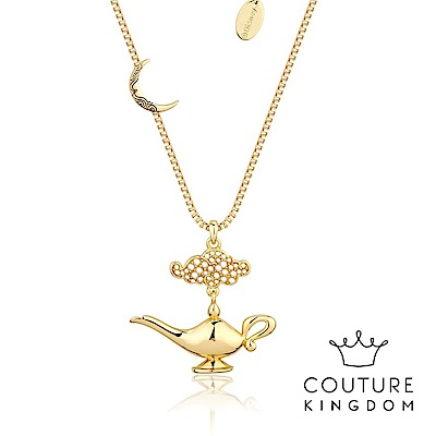 Disney Jewellery by Couture Kingdom 阿拉丁神燈鍍金項鍊