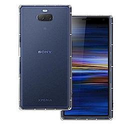 PKG SONY Xperia 10Plus 高透360空壓氣墊殼