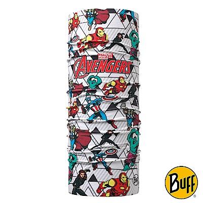 《BUFF》青少年Plus經典頭巾-超級英雄-復仇者們 BF118286-555
