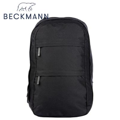 Beckmann-成人護脊後背包Track 32L - 經典黑