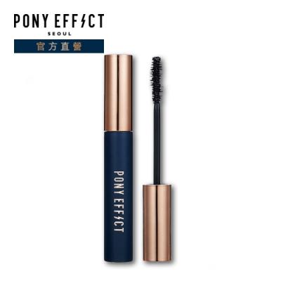 PONY EFFECT  超濃密睫毛膏-黑色 9g