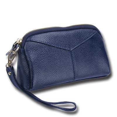 玩皮工坊-真皮頭層牛皮零錢包手拿包手機包手包手腕包-LH394