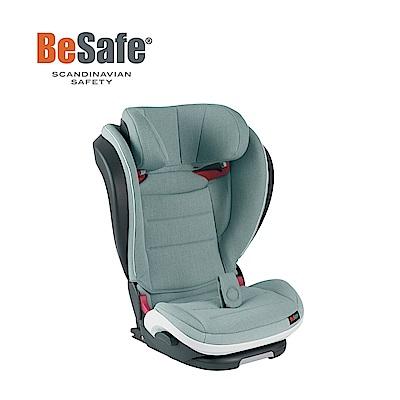 BeSafe iZi Flex FIX 成長型兒童汽車安全座椅(芬蘭綠)