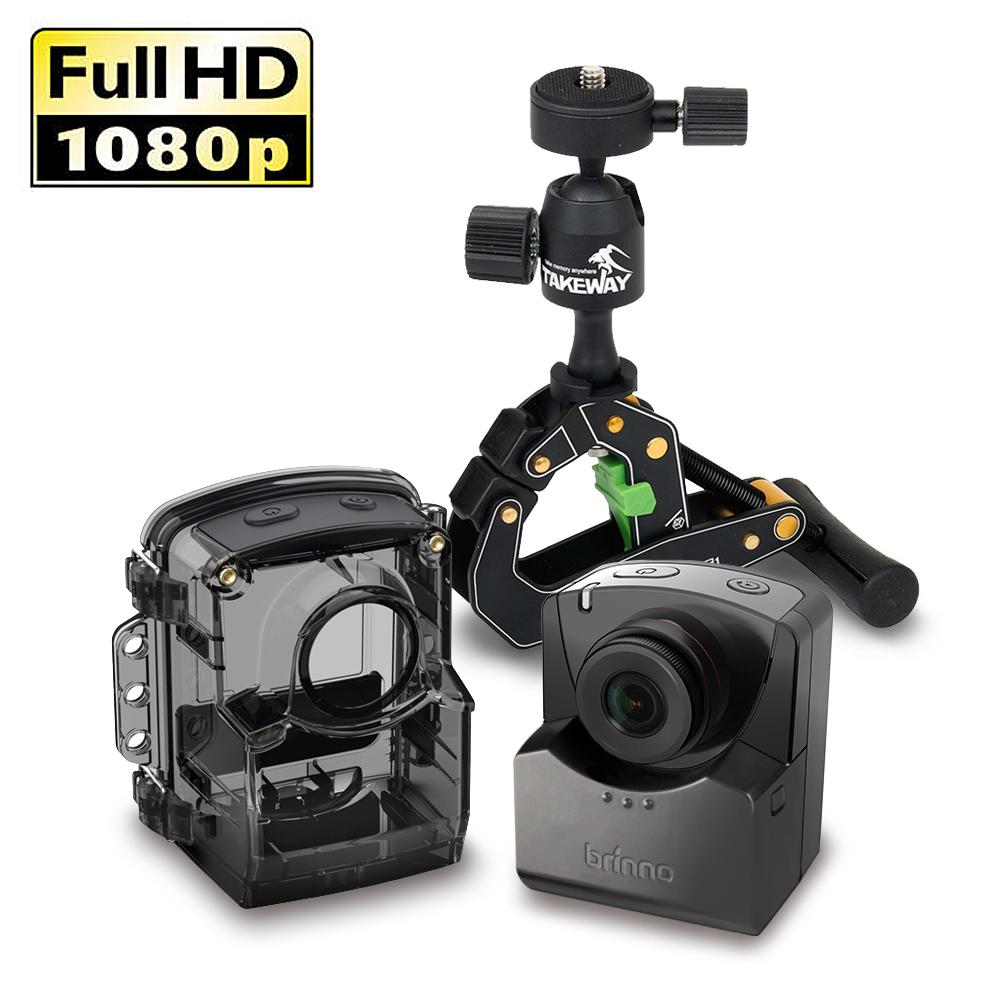 brinno 縮時攝影相機TLC2020+鉗式腳架T1E(全配版)