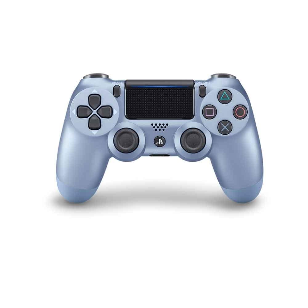 PS4無線控制器(DualShock4)鈦金藍ET (EP5.5)