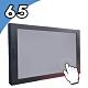 Nextech I 系列 65吋 紅外線觸控螢幕 (4K/2K) product thumbnail 1