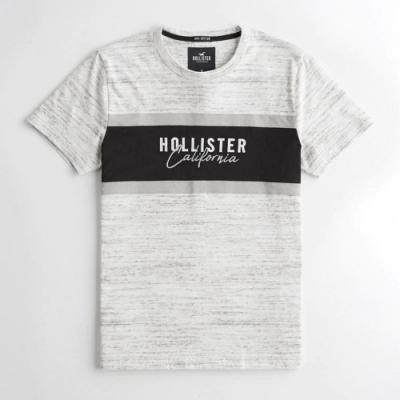 Hollister HCO 短袖 T恤 灰色  1405