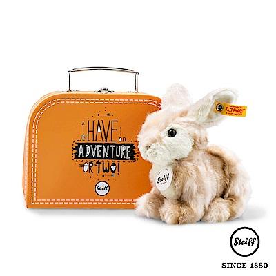 STEIFF  兔子 Melly Rabbit(行李箱禮盒系列)