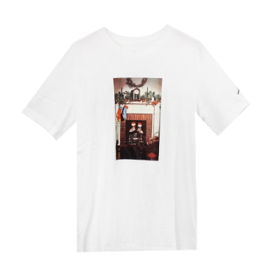 NIKE 男 AS MIKE AIR TEE 圓領T(短)