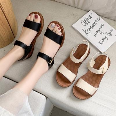 KEITH-WILL時尚鞋館狂賣千雙素面韓新品涼鞋