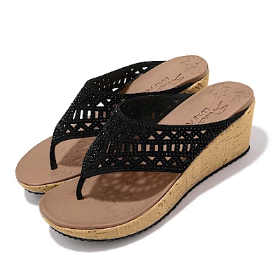 Skechers 涼拖鞋 Beverlee-Summer Visit