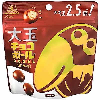 森永製果 大玉餅乾球-花生(56g)