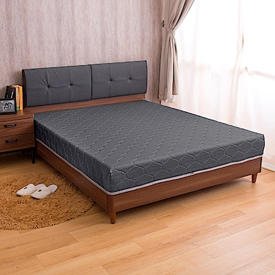 璐易絲系列 護背特仕款-歐式緹花抗菌硬式雙人5尺彈簧床墊