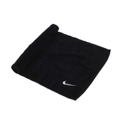 NIKE 日式盒裝毛巾 黑灰