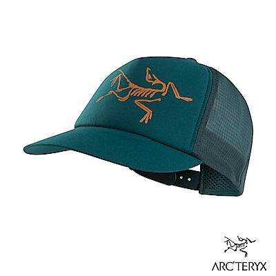 Arcteryx 始祖鳥 LOGO 網帽 迷惑藍