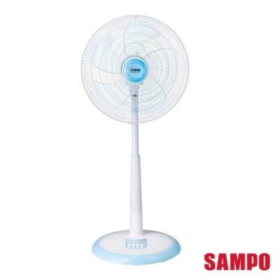 SAMPO聲寶 14吋 3段速機械式電風扇 SK-FQ14 快速到貨