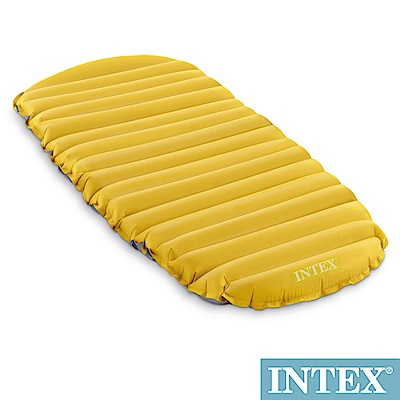 INTEX 單人輕量充氣床墊(露營睡墊)-寬76cm(68708)