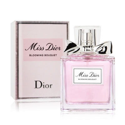 *Dior 迪奧 Miss Dior 花漾迪奧淡香水 Bloooming Bouquet 50ml EDT-國際航空版