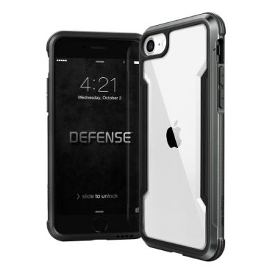 DEFENSE 刀鋒極盾II iPhone SE 2020/SE2 耐撞擊防摔手機殼(爵帝黑)