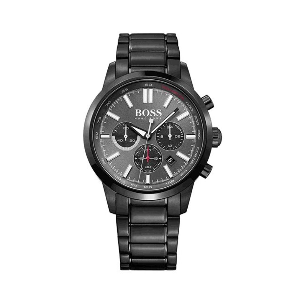 Hugo Boss Black流行時尚計時腕錶1513190