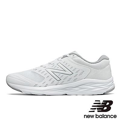 New Balance 輕量跑鞋 M490LW5 男 白